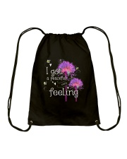 Whisper Words Of Wisdom 2 Drawstring Bag tile