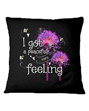 Whisper Words Of Wisdom 2 Square Pillowcase tile