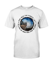 Into The Forest 1 Classic T-Shirt thumbnail
