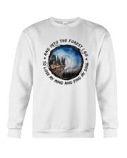 Into The Forest 1 Crewneck Sweatshirt thumbnail