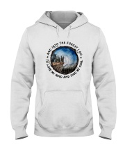 Into The Forest 1 Hooded Sweatshirt front