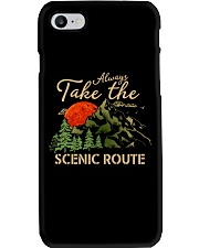 Always Take The Scenic Route Phone Case thumbnail