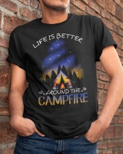 Life Is Better Classic T-Shirt apparel-classic-tshirt-lifestyle-26