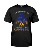 Life Is Better Classic T-Shirt front