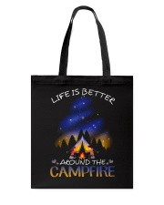 Life Is Better Tote Bag thumbnail