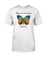 Whisper Words Of Wisdom Let It Be Classic T-Shirt thumbnail