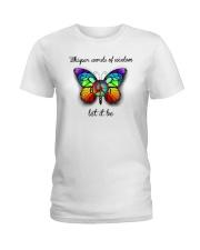 Whisper Words Of Wisdom Let It Be Ladies T-Shirt thumbnail