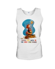 Books May Well Unisex Tank thumbnail