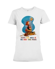 Books May Well Premium Fit Ladies Tee thumbnail
