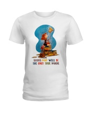 Books May Well Ladies T-Shirt thumbnail
