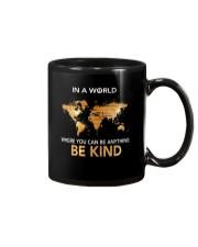Be Kind In A World Mug thumbnail