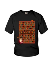 My Weekend Is All Booked Youth T-Shirt thumbnail