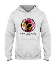 Bee Yourself Hooded Sweatshirt thumbnail