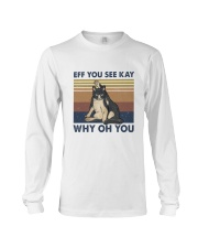 Why Oh You Long Sleeve Tee thumbnail