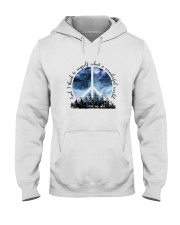 Myself What A Wonderful World 1 Hooded Sweatshirt tile