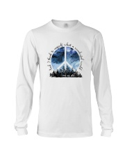 Myself What A Wonderful World 1 Long Sleeve Tee thumbnail