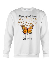 Whisper Words Of Wisdom Crewneck Sweatshirt thumbnail