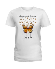 Whisper Words Of Wisdom Ladies T-Shirt thumbnail