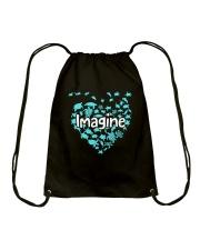 Imagine Drawstring Bag thumbnail