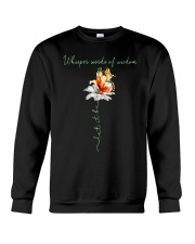 Whisper Words Of Wisdom Crewneck Sweatshirt tile