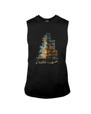 And Into The Forest Sleeveless Tee thumbnail