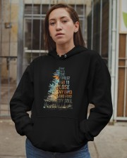 And Into The Forest Hooded Sweatshirt apparel-hooded-sweatshirt-lifestyle-08