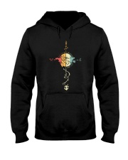 Not All Who Wander Are Lost Hooded Sweatshirt thumbnail