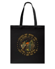 Freedoms Just Another World Tote Bag thumbnail