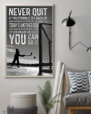 Never Quit You Can Do It 11x17 Poster lifestyle-poster-1