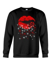 Skull Around Crewneck Sweatshirt thumbnail