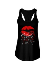 Skull Around Ladies Flowy Tank thumbnail