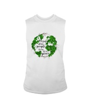 People Living Life In Peace Sleeveless Tee thumbnail
