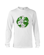 People Living Life In Peace Long Sleeve Tee thumbnail