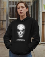 I Hate People Hooded Sweatshirt apparel-hooded-sweatshirt-lifestyle-08