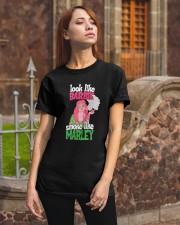 Look Like Barbie Classic T-Shirt apparel-classic-tshirt-lifestyle-06