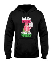 Look Like Barbie Hooded Sweatshirt thumbnail