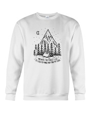 Into The Forest 2 Crewneck Sweatshirt thumbnail