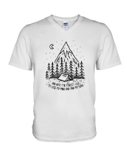 Into The Forest 2 V-Neck T-Shirt thumbnail