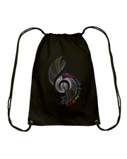 Whisper Words Of Wisdom Drawstring Bag thumbnail