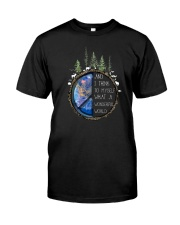 Myself What A Wonderful World 4 Classic T-Shirt tile