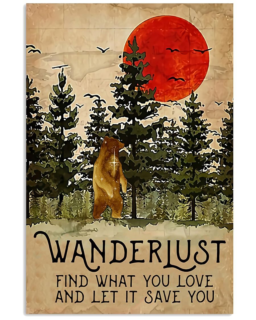 Find What You Love 11x17 Poster