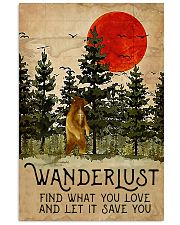 Find What You Love 11x17 Poster front