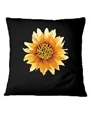 You Are My Sunshine 1 Square Pillowcase thumbnail