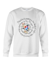 Blackbird Singing Crewneck Sweatshirt thumbnail