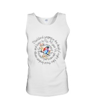 Blackbird Singing Unisex Tank thumbnail