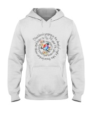 Blackbird Singing Hooded Sweatshirt thumbnail