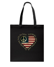 Freedom Is Just Another World 3 Tote Bag thumbnail
