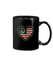 Freedom Is Just Another World 3 Mug thumbnail