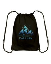 Keep It Simple Drawstring Bag thumbnail
