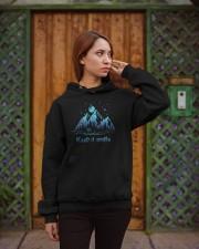 Keep It Simple Hooded Sweatshirt apparel-hooded-sweatshirt-lifestyle-02